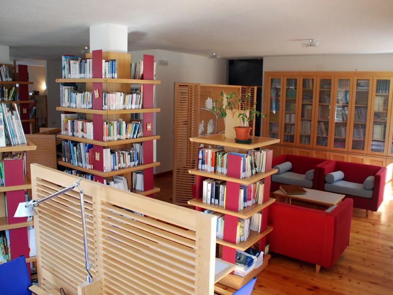 La Biblioteca del Parco
