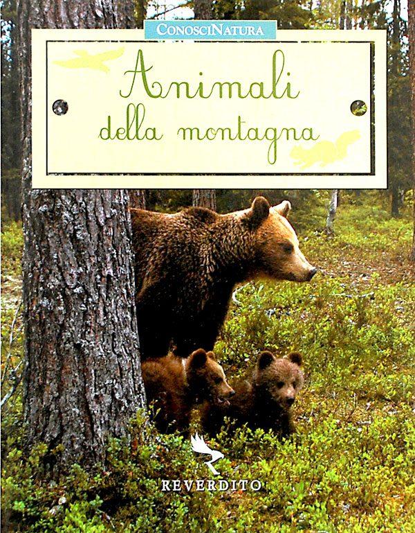 Animali della montagna