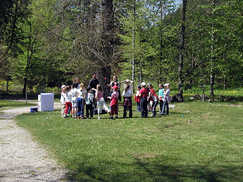 Attività al Parco