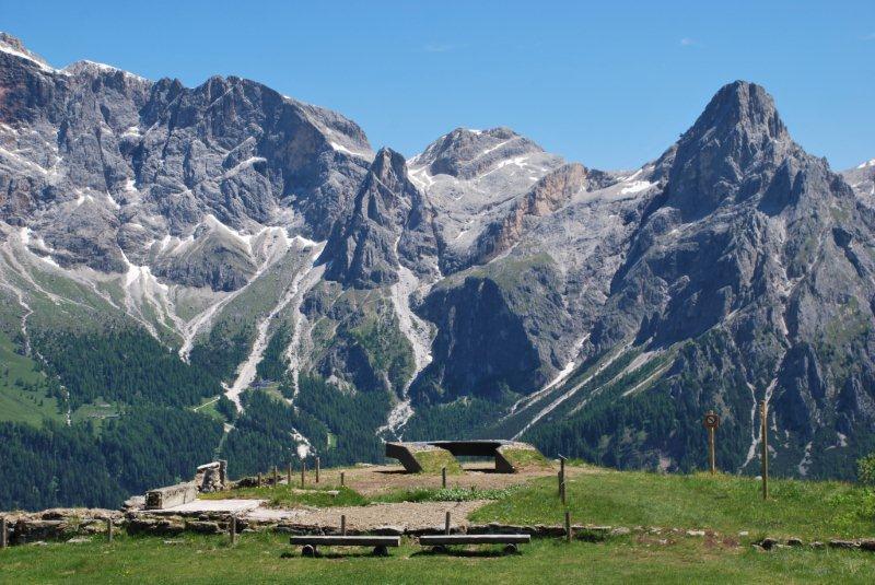 Balcone sulle Dolomiti 1