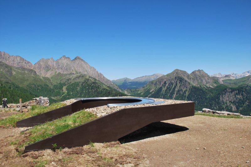 Balcone sulle Dolomiti 2