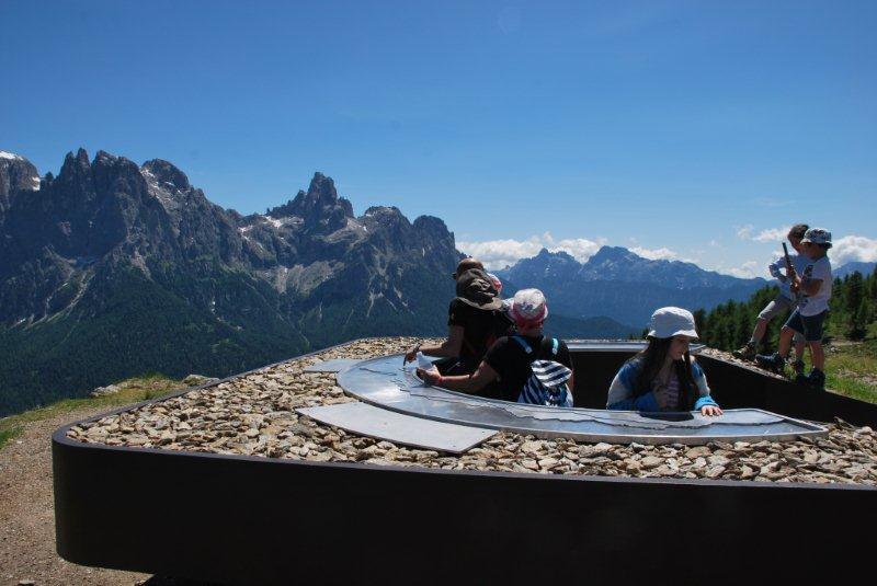 Balcone sulle Dolomiti 4
