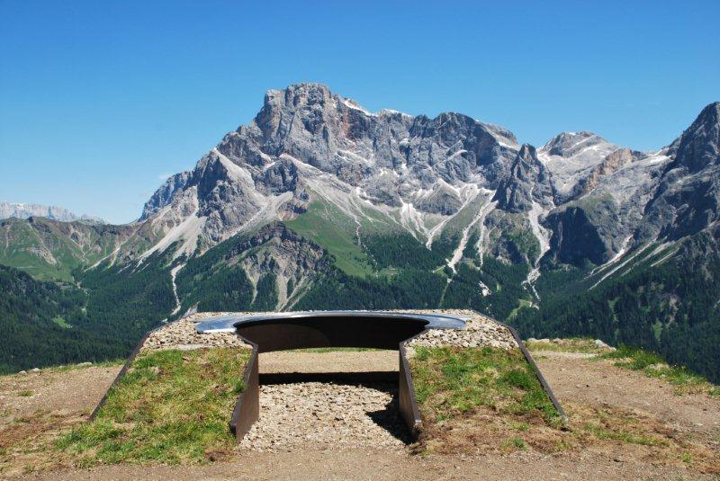 Balcone sulle Dolomiti 6