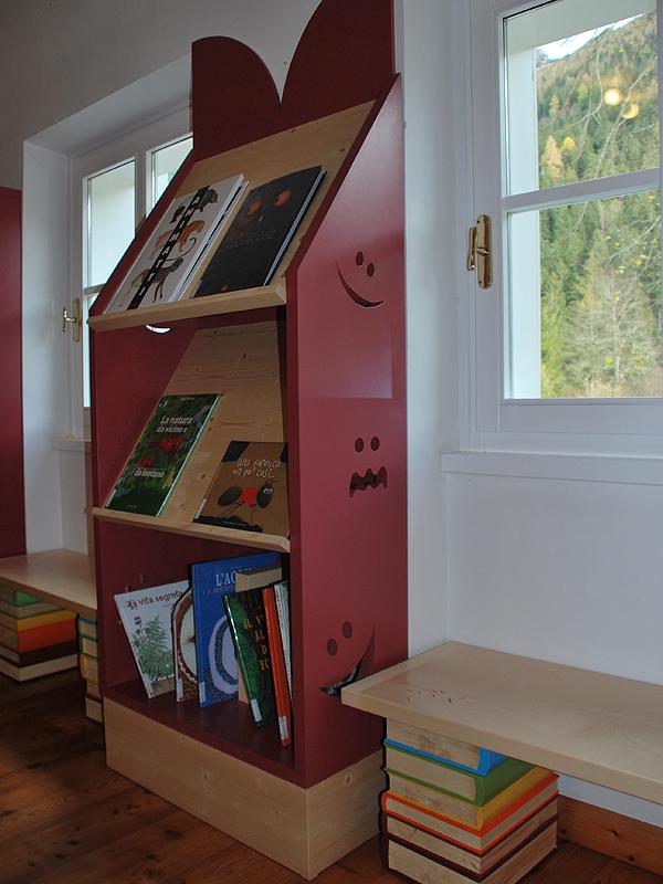 In Biblioteca nuovo spazio dedicato ai più piccoli