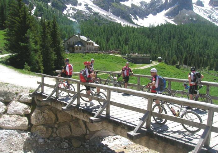 Biciclette Val Venegia