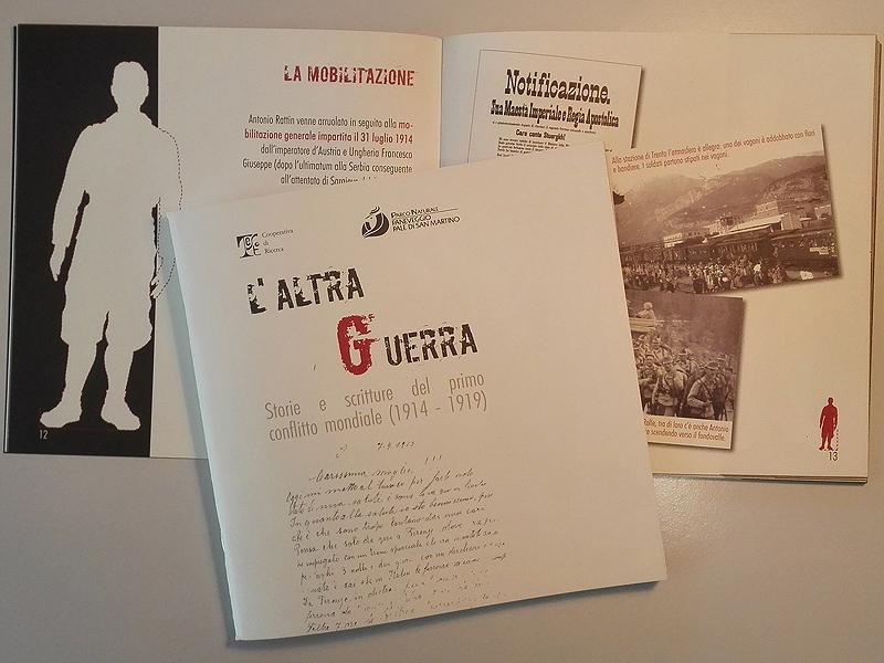 Catalogo L'ALTRA GUERRA
