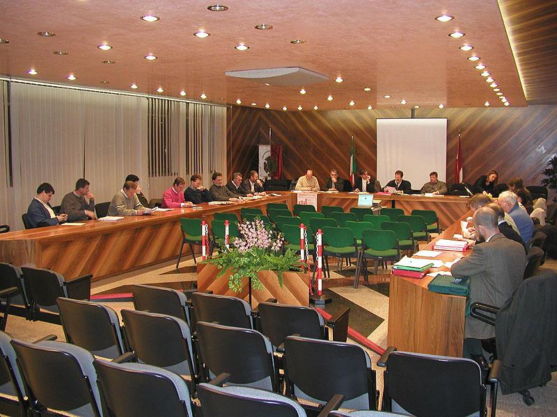 Comitato di gestione 2002