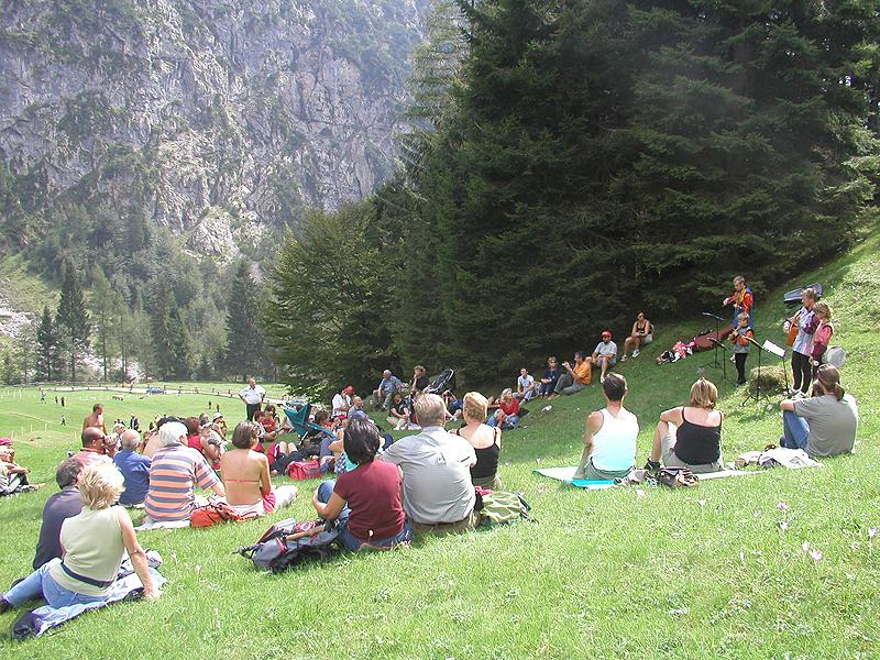 Concerto Malga Canali