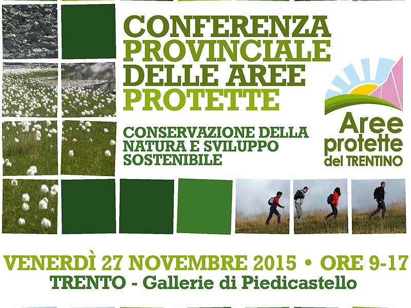 Conferenza Aree Protette 2015