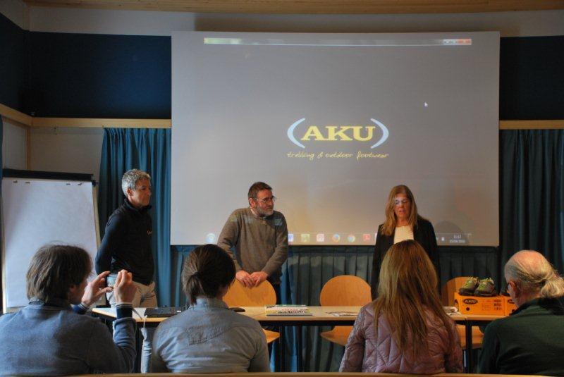 Conferenza stampa Parco AKU 1