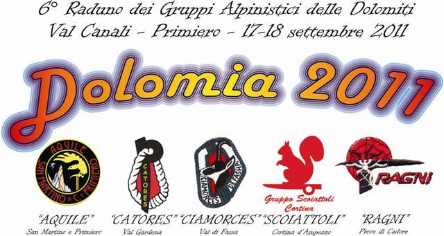 Dolomia 2011