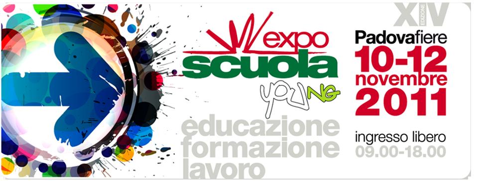 Expo Scuola 2011 a Padova