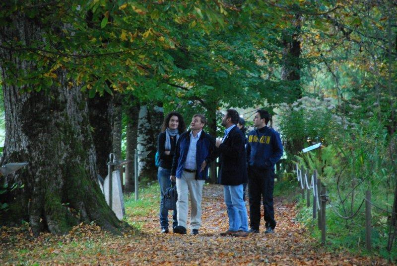 A Villa Welsperg i valutatori UNESCO