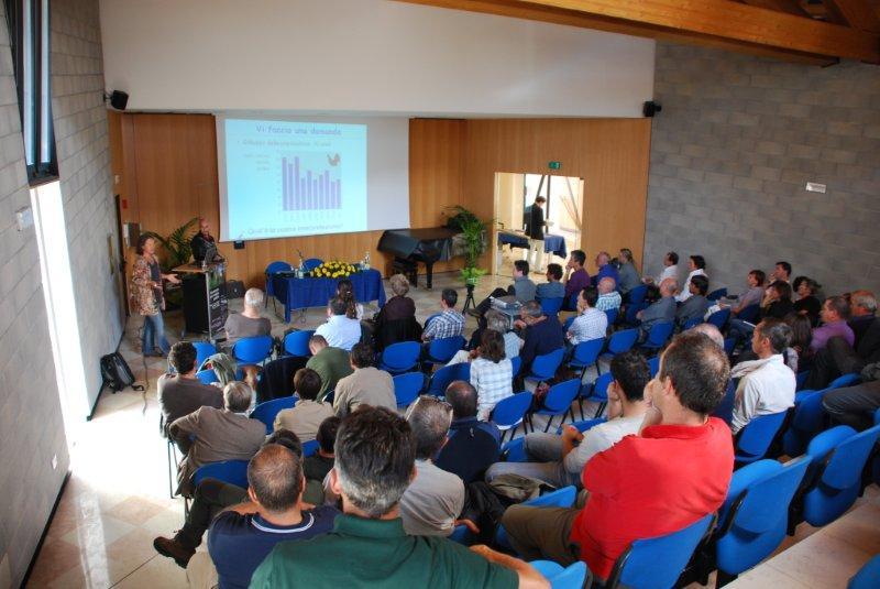 Gallo cedrone 2011 - Centro Civico di Mezzano