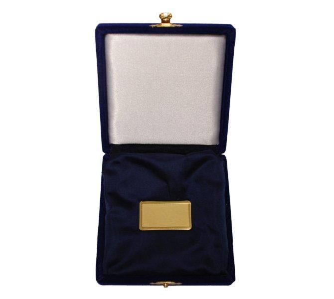 Il premio: un lingottino d'oro del valore di mille Euro