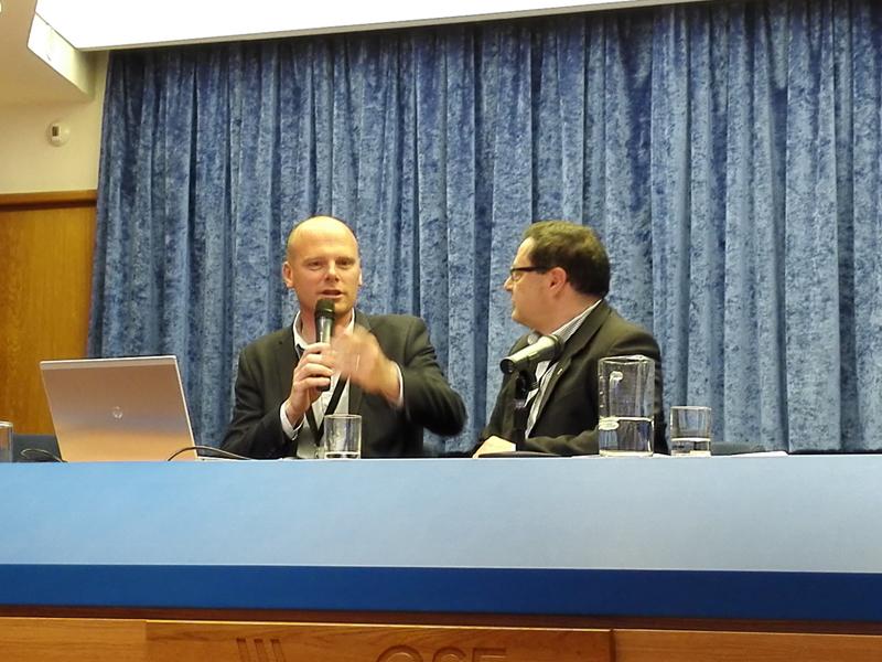 Il Presidente del Parco Zortea ritira il premio a Roma