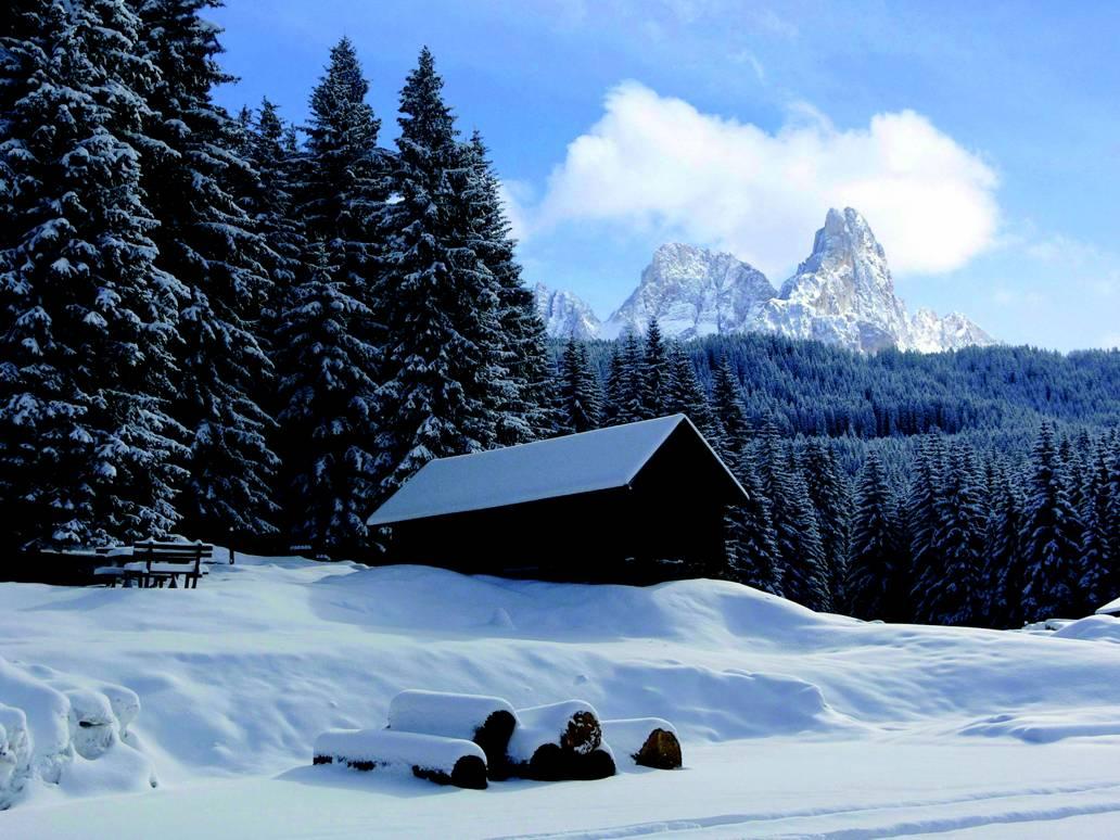 inverno Paneveggio