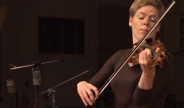 Isabelle Faust al Tabià dei Suoni