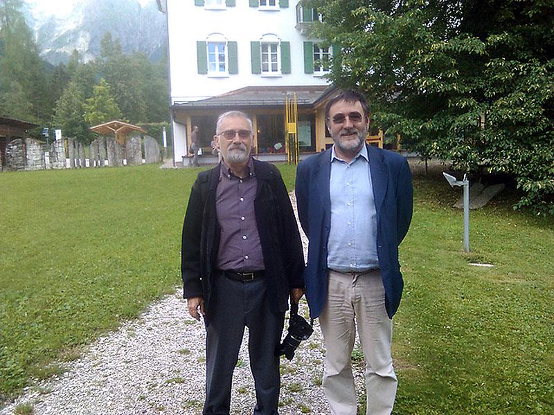 La visita del verificatore Josep Prats