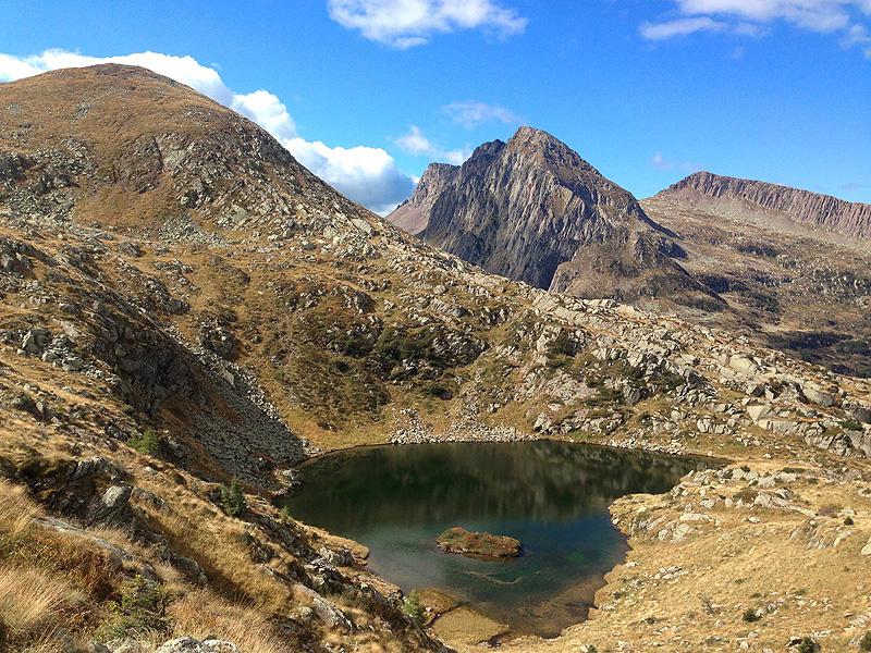 Lago della Cavallazza