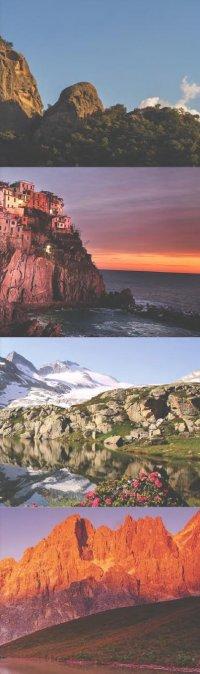 Le aree protette: dalla montagna al mare