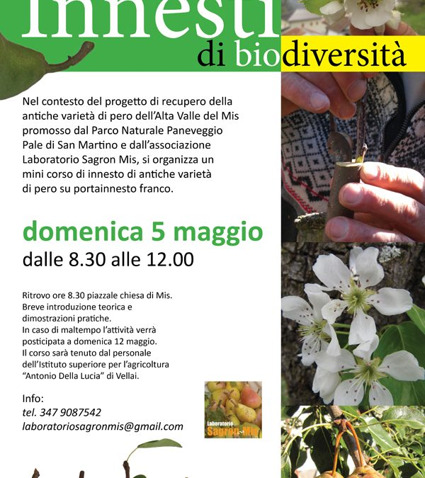 Innesti di biodiversità