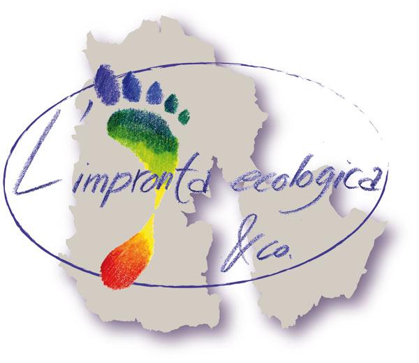 Logo Impronta ecologica