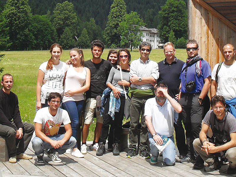 Master Geslopan 2012 in Val Canali
