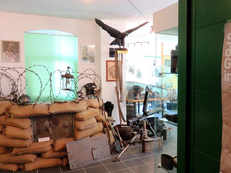 Museo della Grande Guerra a Caoria