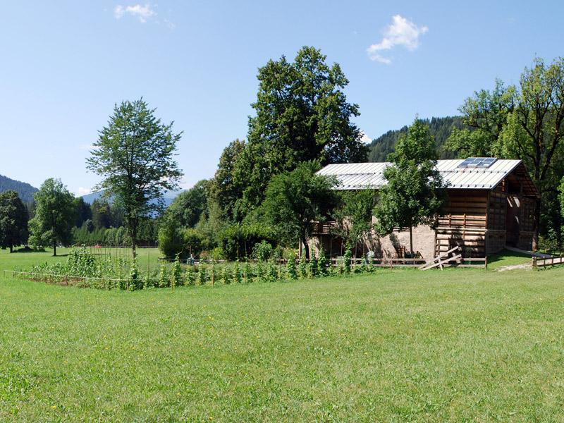Orto a Villa Welsperg