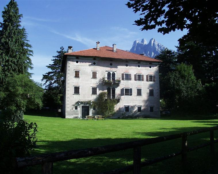 Palazzo Someda a Transacqua