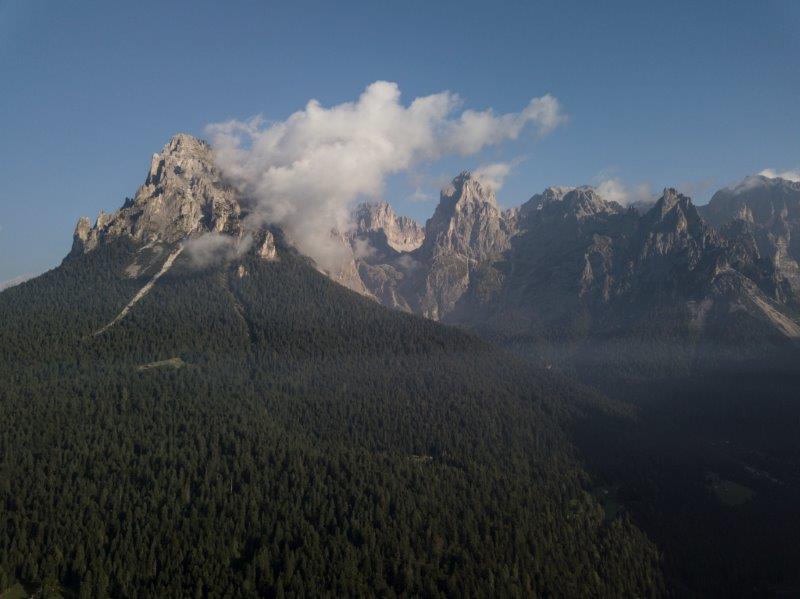 Pale di San Martino e Val Canali