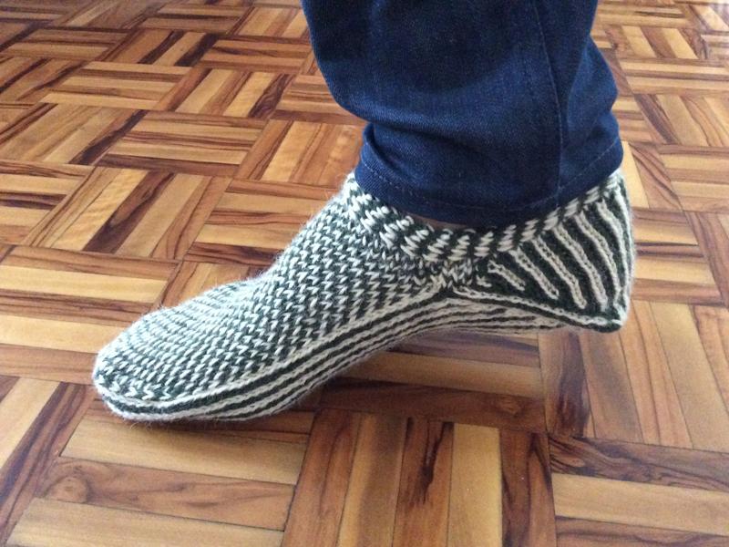 Pantofole scandinave