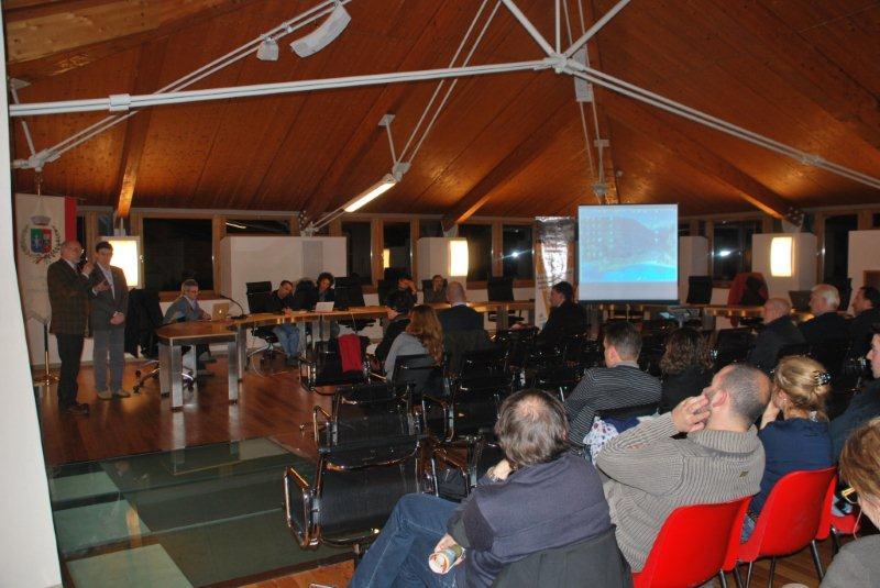 """Presentazione del """"Quaderno"""" a Palazzo Scopoli"""