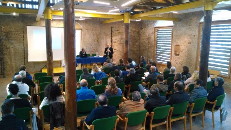 Prima riunione del Forum CETS a Villa Welsperg
