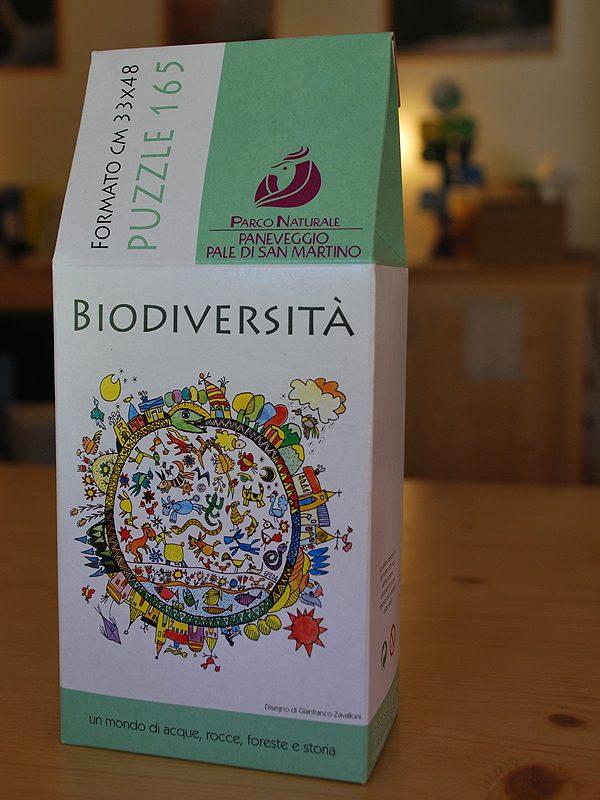 Puzzle Biodiversità