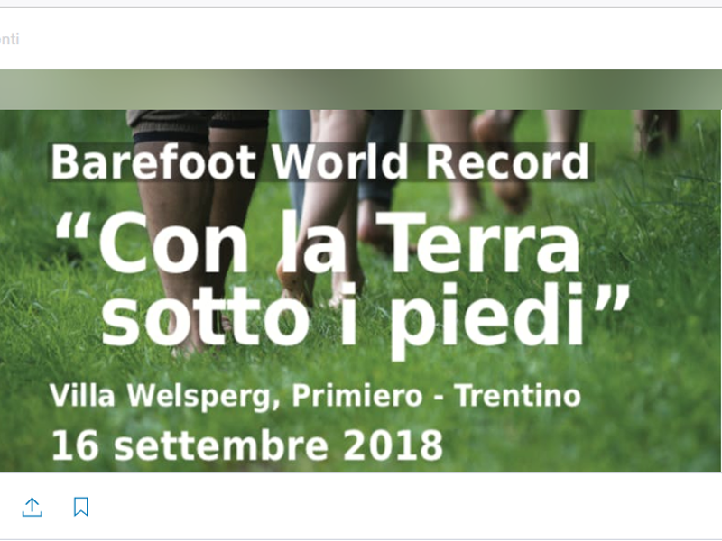 Record 16 settembre 2018
