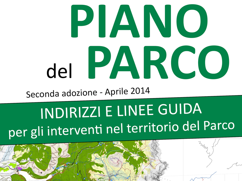 Revisione Piano Parco
