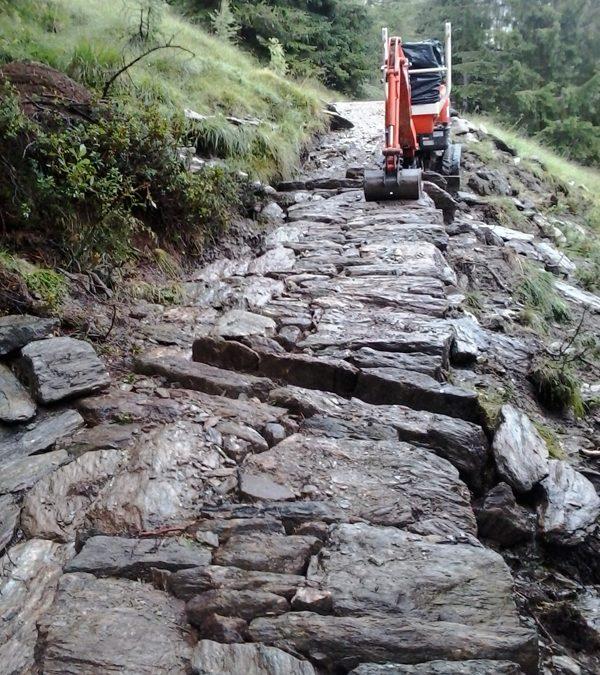 Sentiero E325: Malga Tognòla – Valsorda