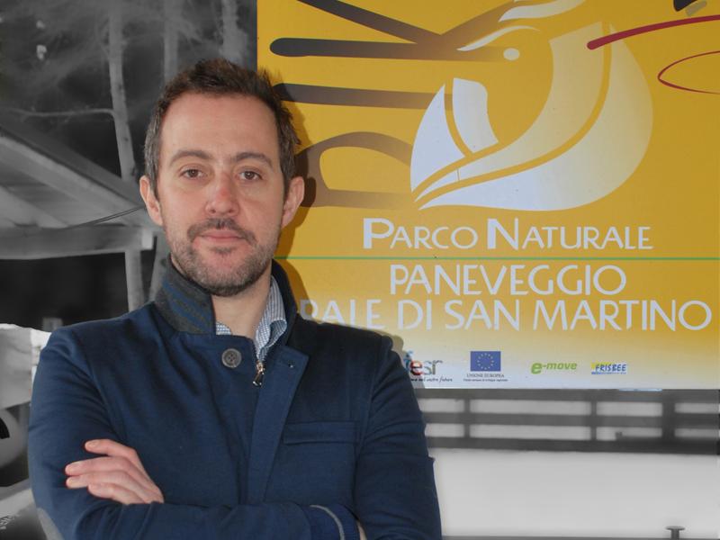 Silvio Grisotto Presidente del Parco Naturale Paneveggio Pale di San Martino