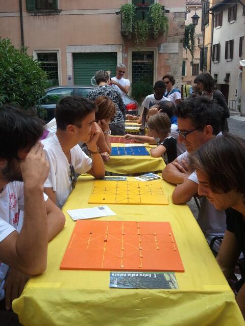 TOCATI', Festival Internazionale giochi di strada