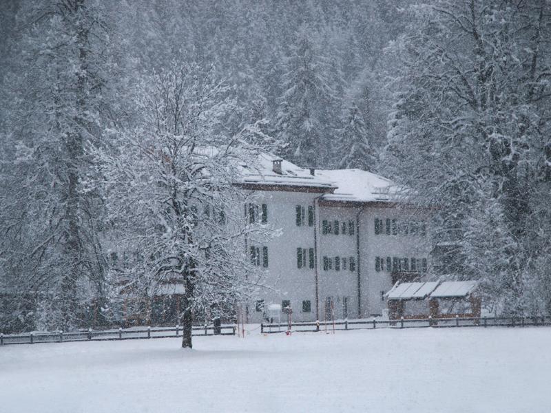 Villa Welsperg inverno