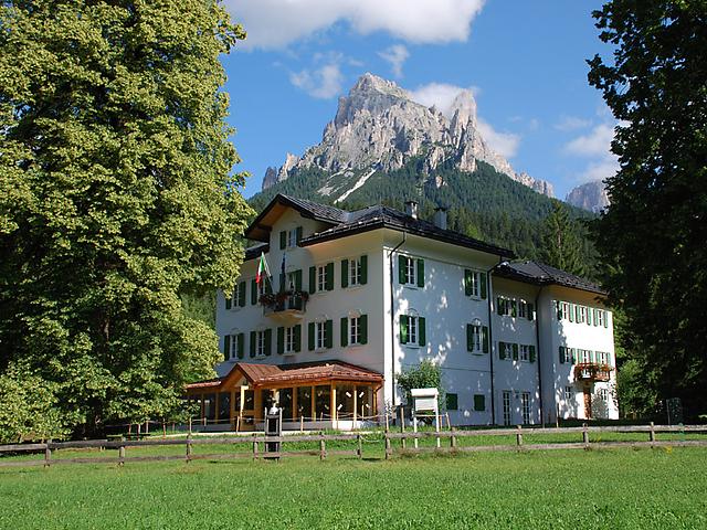 Villa Welsperg, la Casa del Parco