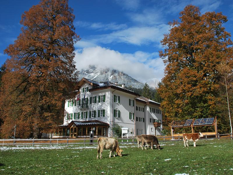 Villa Wesperg a lavori terminati