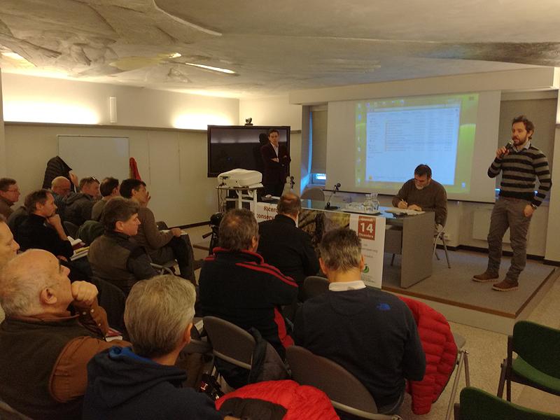 Workshop gallo cedrone 2017 inizio lavori
