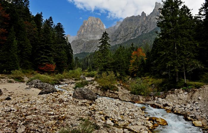 La Val Pradidali