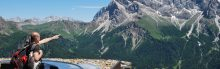 Il Balcone Panoramico sulle Dolomiti