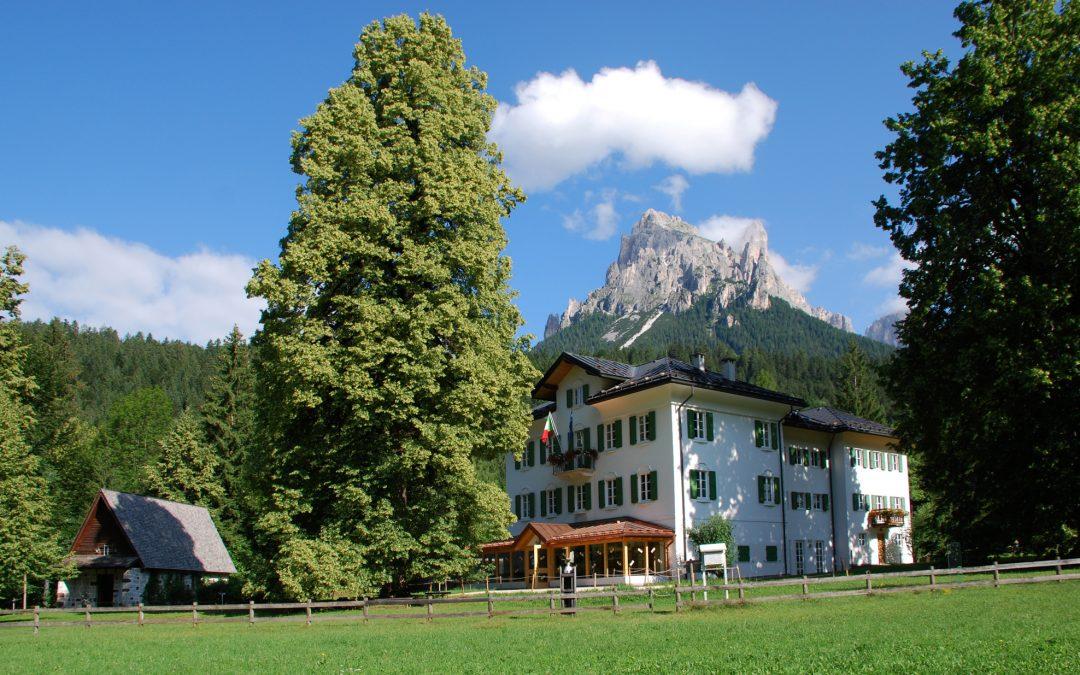Villa Welsperg, il Centro visita del Parco aperto tutti i giorni