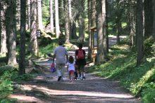 Gli itinerari della Rete Natura 2000