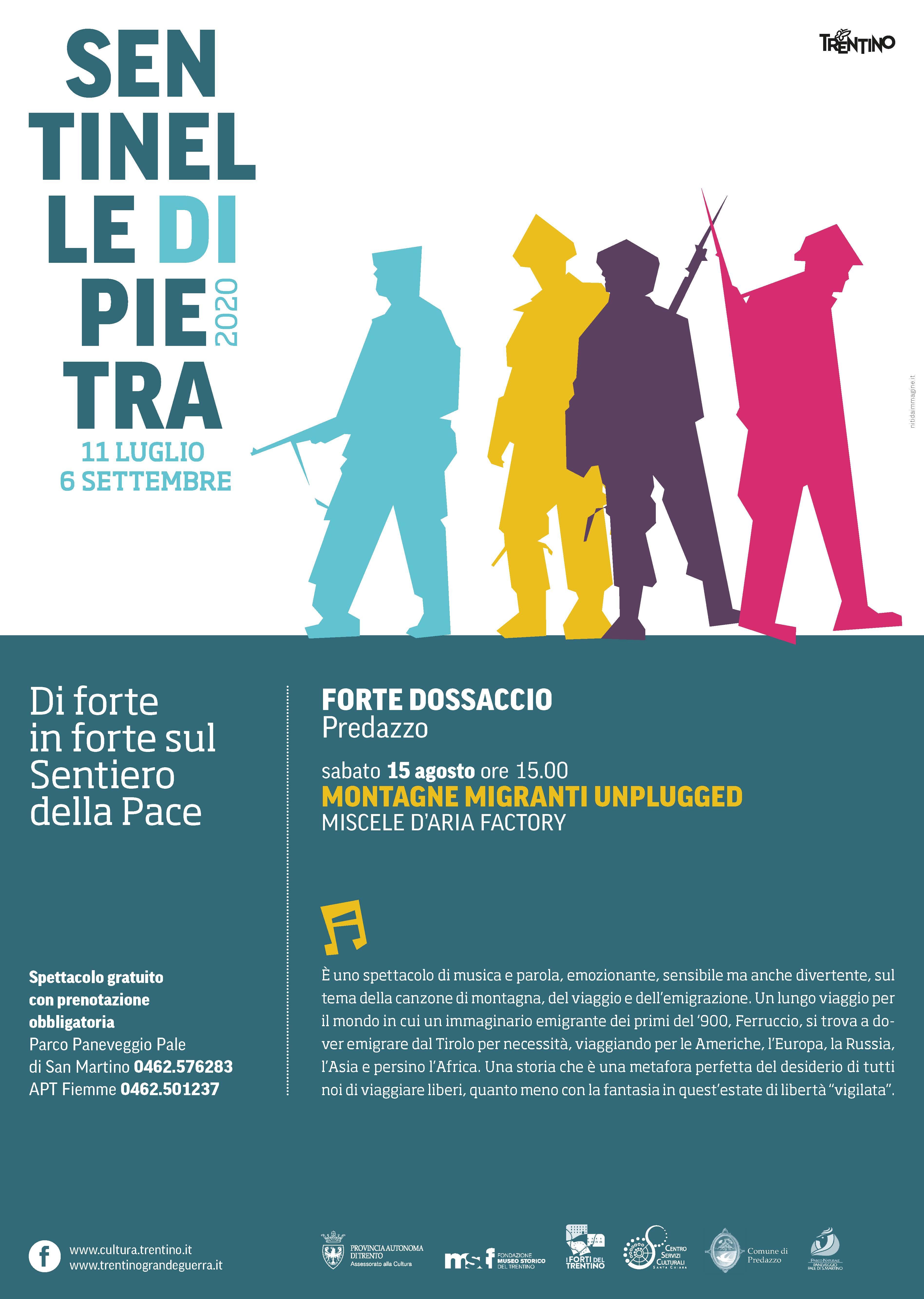 Locandina Forte Dossaccio (1)
